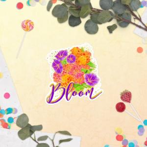 Bloom_Sticker_Mockup